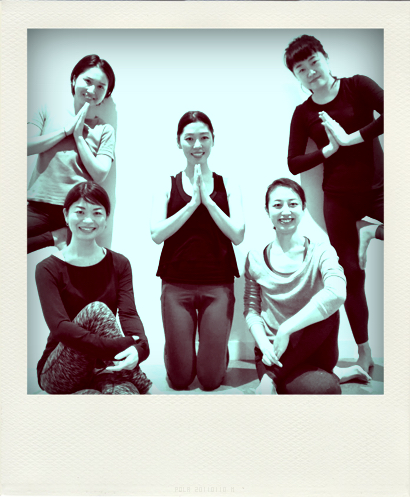 Yoga Teachers Training Vol.3  Apr29 ~ July8